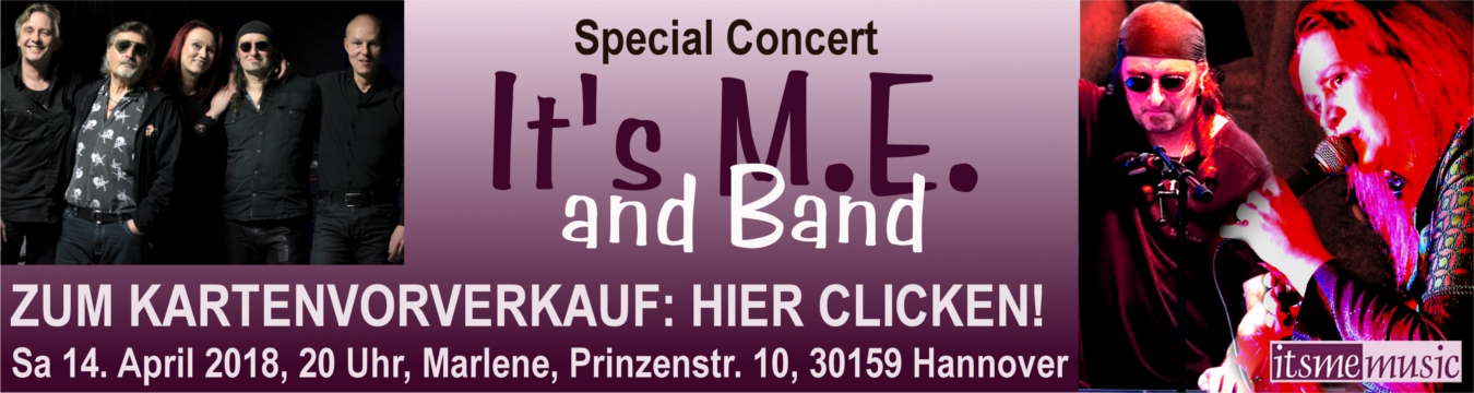 It's M.E. & Band Special 2018