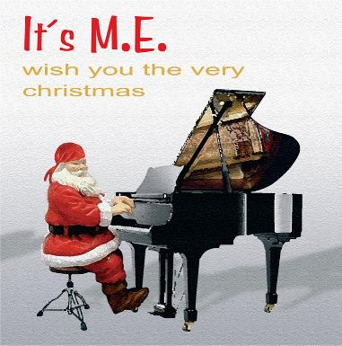 CD It´s M.E. Wish You the Very Christmas